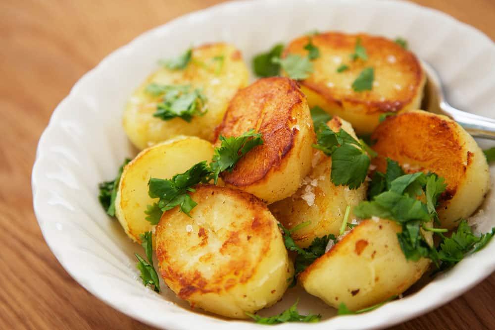 картофи соте - бърза и вкусна рецепта